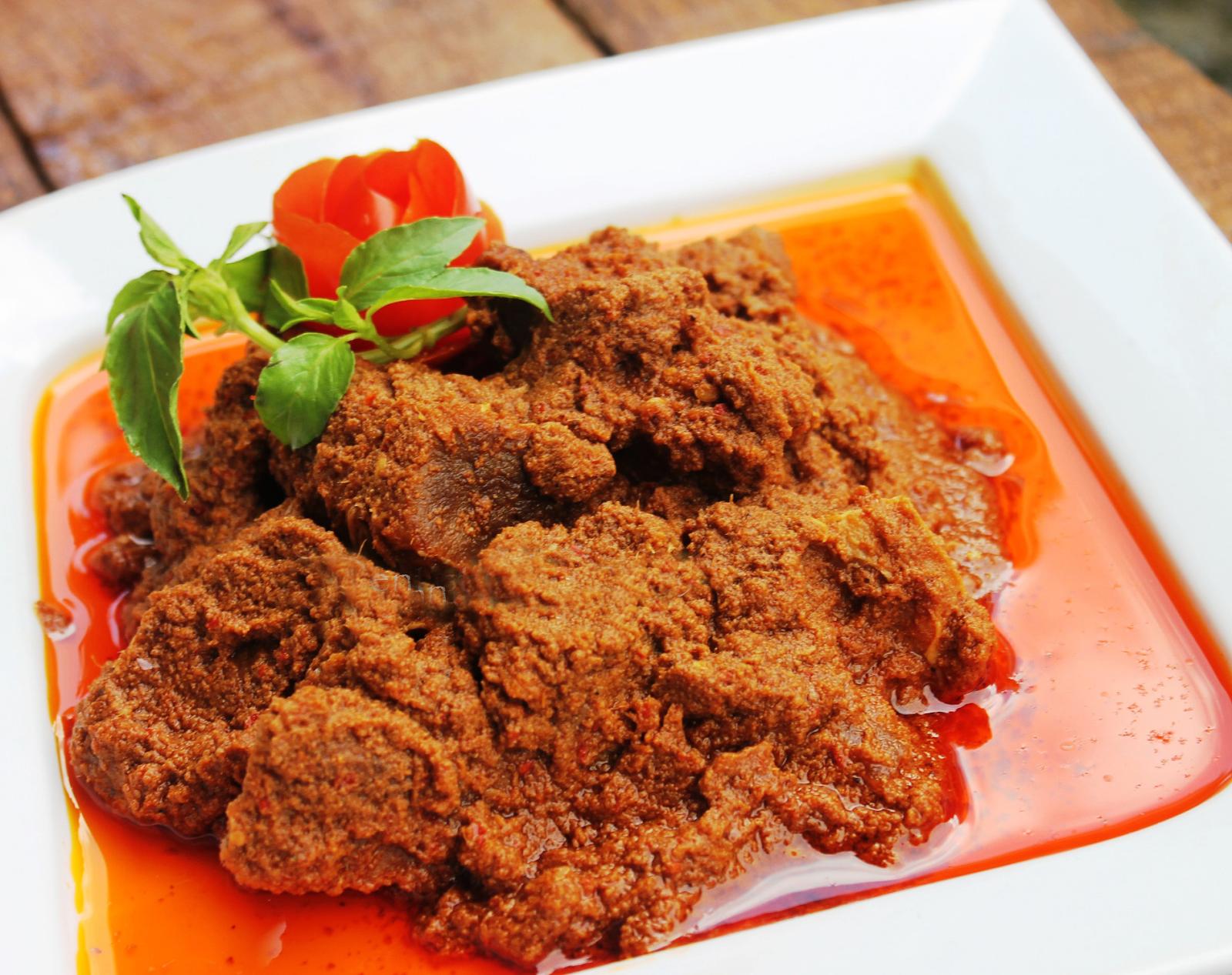 Resep membuat rendang ayam sederhana